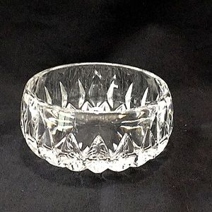 Gorham cut glass candy bowl without lid.